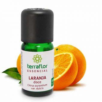 Óleo essencial de laranja doce 10ml - imagem meramente ilustrativa