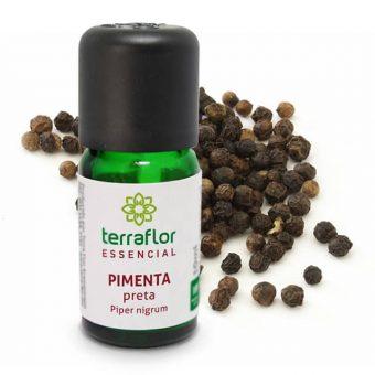 Óleo essencial de pimenta preta 10ml - imagem meramente ilustrativa