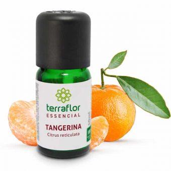 Óleo essencial de tangerina 10ml - imagem meramente ilustrativa