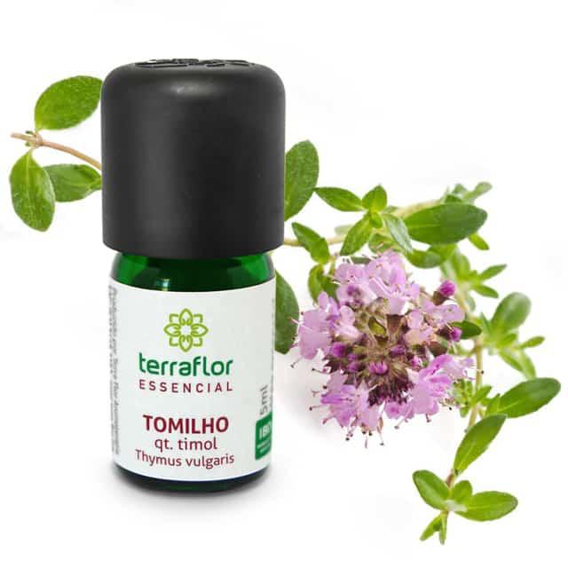 Tomilho qt. timol 5ml