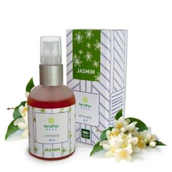 Aroma spray Jasmim 60ml - Imagem meramente ilustrativa