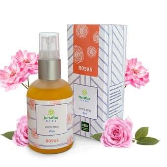 Aroma spray de Rosas - Imagem meramente ilustrativa