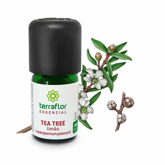 Tea Tree Limão 5ml
